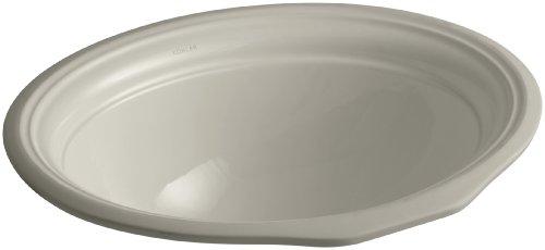 KOHLER K-2336-G9 Devonshire Undercounter Bathroom Sink, - Devonshire Sink Undermount Bathroom