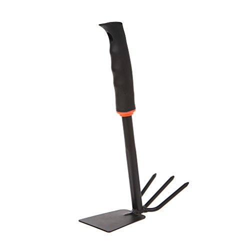 - ShapeW 1Pc Portable Digging Tool Mini Two Head Hoe For Home Garden Transplanting Tool