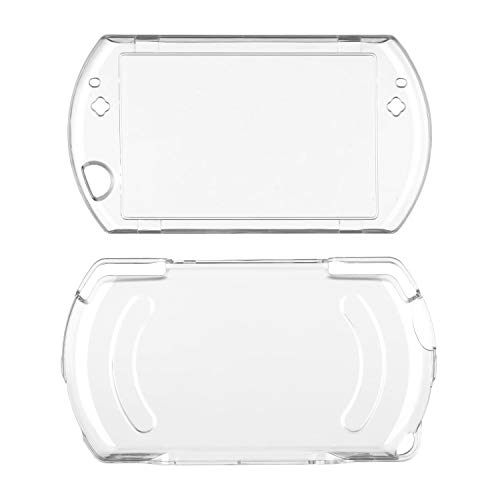 - OSTENT Protector Clear Crystal Hard Case Cover Skin Compatible for Sony PSP Go