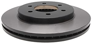 Raybestos 680180 Advanced Technology Disc Brake Rotor