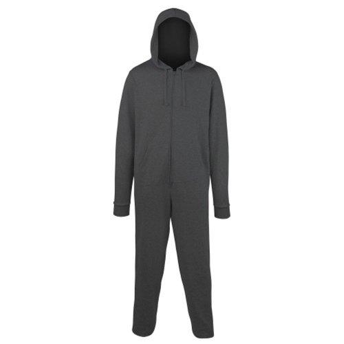 Undercover - Pijama de una pieza - para mujer gris oscuro