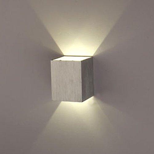 AGPtEK Indoor Energy Saving LED Soft Light Wall Lamp for