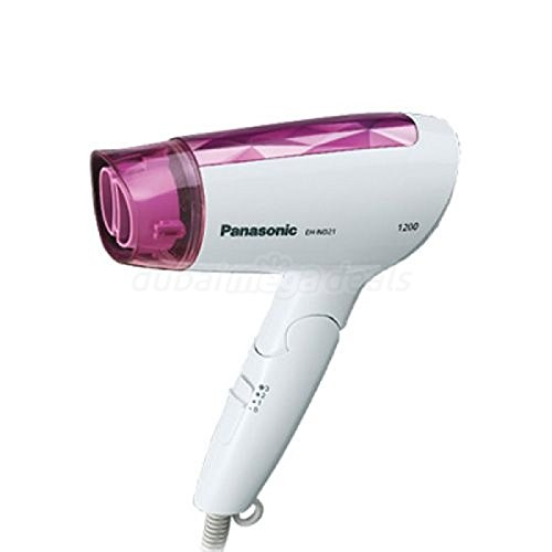 Panasonic 1000 Watts Travel Hair Dryer for Europe, Australia, Asia and Africa, 220 Volts (Not for USA) (Best Travel Hair Dryer Australia)