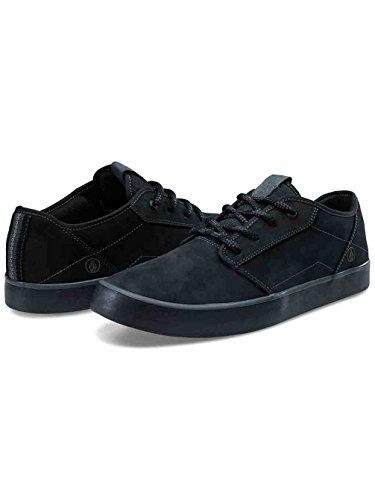 Volcom Grimm 2 Shoe - Zapatillas de skate Hombre Black