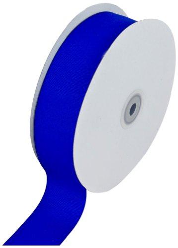 (Creative Ideas Solid Grosgrain Ribbon, 1-1/2-Inch by 50-Yard, Royal Blue)