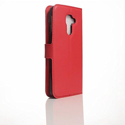 Funda Libro para BlackBerry DTEK60,Manyip Suave PU Leather Cuero Con Flip Cover, Cierre Magnético, Función de Soporte,Billetera Case con Tapa para Tarjetas B
