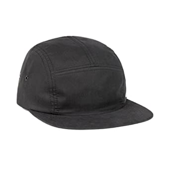 5ff11d217bf Only NY  Basic Tech 5 Panel Hat - Black at Amazon Men s Clothing ...