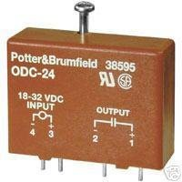 Opto 22 ODC24 Standard DC Output Module, 5-60 VDC, 24 VDC Logic, 5 A One-Second Surge, 4000 Volts I/O Isolation