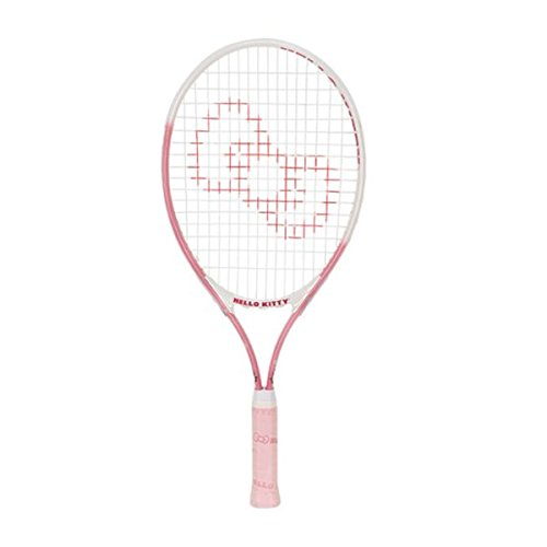 Hello Kitty Sports Junior Tennis Racquet, Pink, 23-Inch