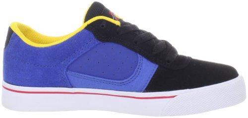 DC Shoes Cole Pro-d0320038 - zapatillas de skateboard de cuero niño Multicolor - Black/Royal/White