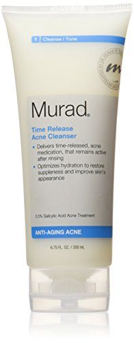 Time Release Acne Cleanser 6 75oz