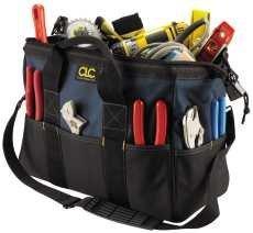 CLC Work Gear 1165 16'' Large 22 Pocket BigMouth® Tool Bag