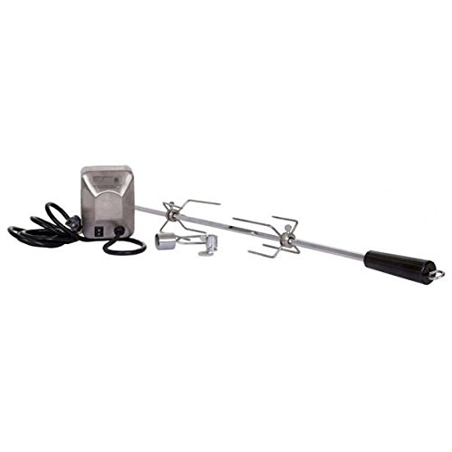 Delta Heat DHRS-KIT Rotisserie Kit for DHBQ26 and DHBQ32 by Delta Heat