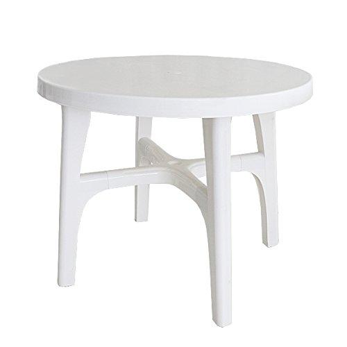 ガーデンテーブル 軽量で持ち運び簡単!! ガーデンファニチャー ガーデン テーブル アウトドア 庭 テラス deckchairtable B07589P84P