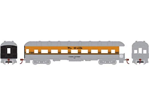 HO RTR Arch Roof Observation D&RGW Cerro Summit854 for sale  Delivered anywhere in USA