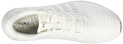 Sous Mens Darmure Threadborne Blanc Slingflex (100) / Gris Glacier