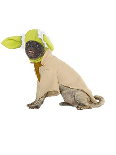 Rubie's Star Wars Yoda Pet Costume, -