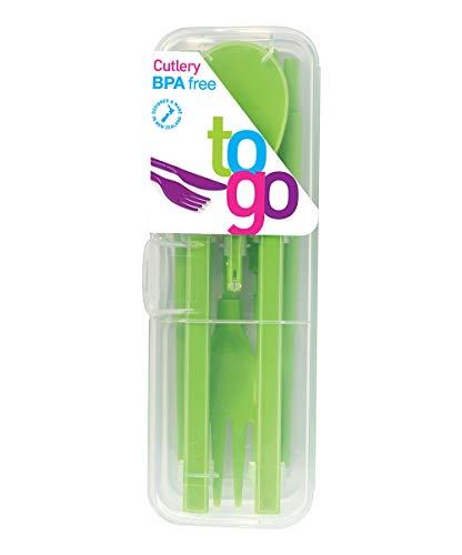 Sistema To Go Cutlery Set - Reusable - Green ()