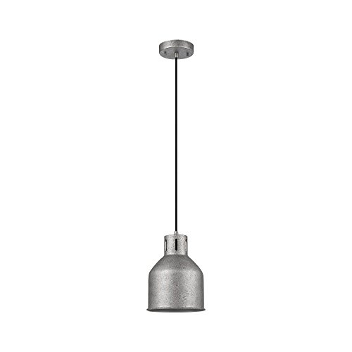 Galvanized Pendant Light Shades - 9