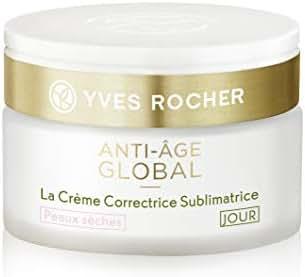 Yves Rocher The Anti-Aging Beautifying Cream Day - Dry Skin, 50 ml./1.6 fl.oz