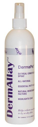 Dechra DermAllay Oatmeal Shampoo for Pets, 12-Ounce ()