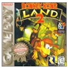 MANUAL ONLY for Donkey Kong Land II (gameboy)