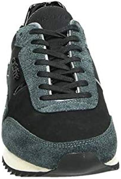Cruyff Ripple Runner zwart Sneakers Heren Size 42 Black