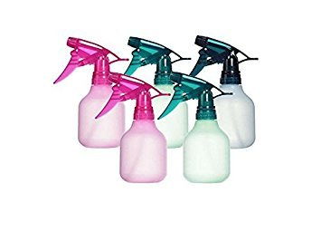 Trigger Horse Spray - Tolco Empty Spray Bottles (5 pack, colors may vary)
