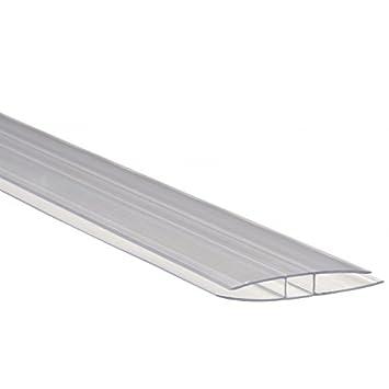 Profil Polycarbonate De Jonction L 300 Cm E 16 Mm