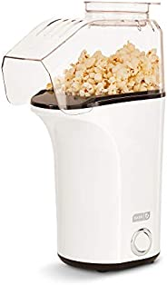DASH with Measuring Cup to Portion Popping Corn Kernels + Melt Butter