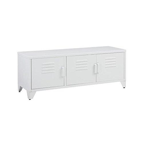 Camden Waschtisch TV 120cm–weiß lackiert
