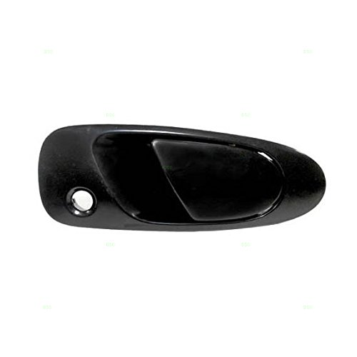 Passengers Front Outside Outer Door Handle Replacement for Honda 72140SR3J02ZD