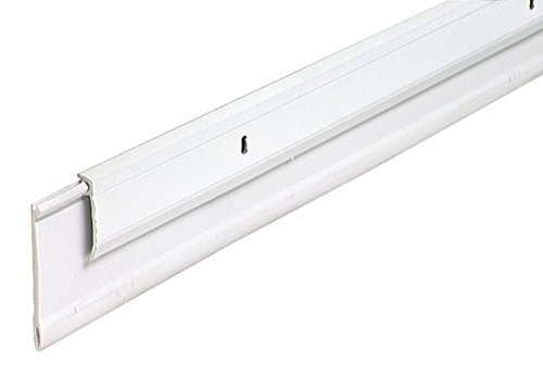 M-D Building Products 5769 M-D 0 Heavy Duty Door Sweep, 1/4 in W X 36 in L X 2 in H White