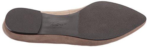Harlowe Toe Women's Nude Trotters Dark Pointed Flat C605aZx