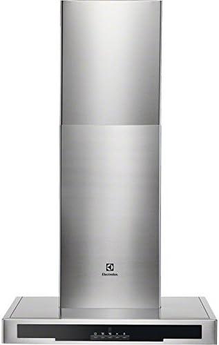 Electrolux EFB60566DX - Campana (685 m³/h, Canalizado, C, E, B, 46 dB): 320.75: Amazon.es: Hogar