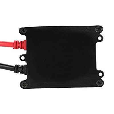 Madezz 2Pcs 12V 55W Universal Digital Xenon DC Ballast Replacement Conversion Kit: Automotive