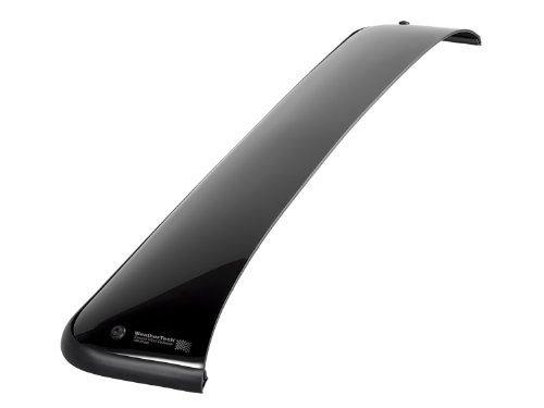 WeatherTech Custom Fit Sunroof Wind Deflectors for Chrysler 300/300C, Dark Smoke