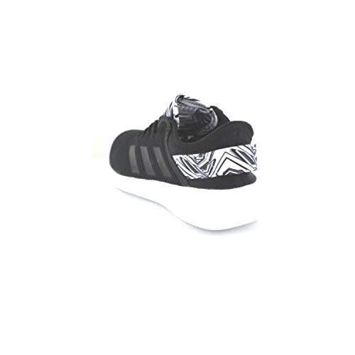 Chaussures De Femme Gymnastique core Qtflex W Adidas White ftwr Noir Cf Black 6XxIYqt