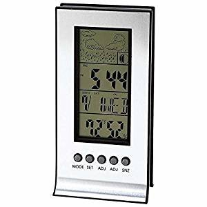 UPC 024409937880, Mitaki ELWEATHER3 Indoor/Outdoor Weather Station