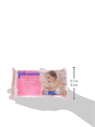 Johnsons Baby Toallitas Bebé - 12 Unidades: Amazon.es: Salud y cuidado personal