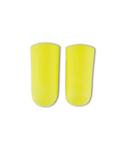 3m Plugs Foam Soft Ear (E-A-R by 3M 10080529120639 312-1250 soft Yellow Neon Disposable Uncorded Earplugs, One Size Fits All (Pack of 200))