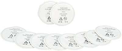 MSA 816662 N95 Threaded Pre-Filter for Half Mask Comfo Ultra-Twin Respirators (Pack of 10)