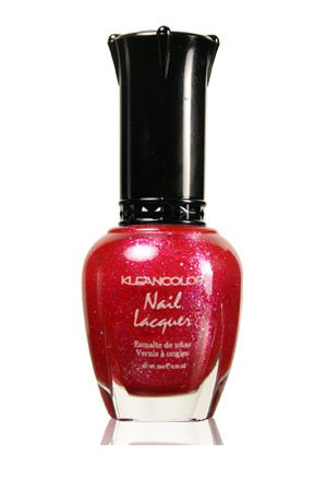 KleanColor Nail Polish - #214 Glamour Barbie (Pack of 6)