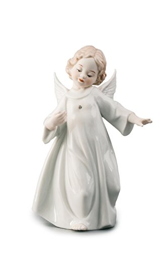 vintage angel figurines - 1