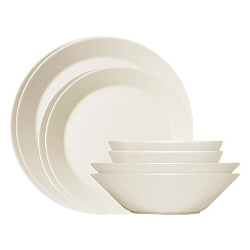 Teema White 16 Piece Starter Set
