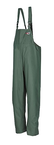 sells sports shoes coupon codes Flexothane Classic - Louisiana Waterproof Bib & Brace Trousers x Green  Extra Large