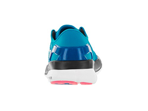 Under Armour 2016 Damen UA SpeedForm tubulence Trainer, blau - Dynamo Blue/Harmony Red/White - Größe: 38,5 EU F UK