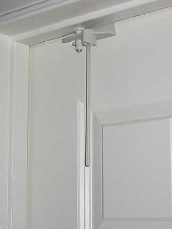 Merveilleux Complete Deluxe Top Door Lock No Wands, 12 Pack