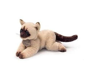 Russ Berrie Yomiko - Gato himalayo de peluche (30,5 cm)