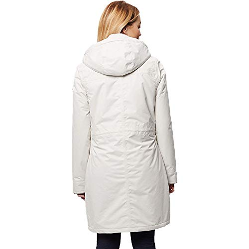 Regatta Romina Breathable Vanilla Bianco Insulated Waterproof light Donna And Giacca Hooded xfSxHqrw